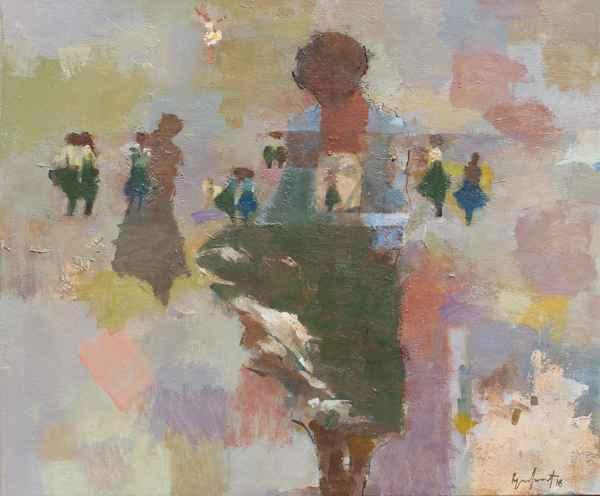 Figures by  Ryno Swart - Masterpiece Online