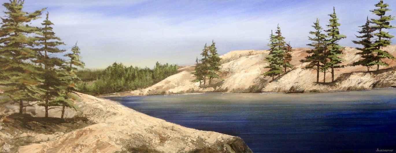 Killarney by  Janet Liesemer - Masterpiece Online