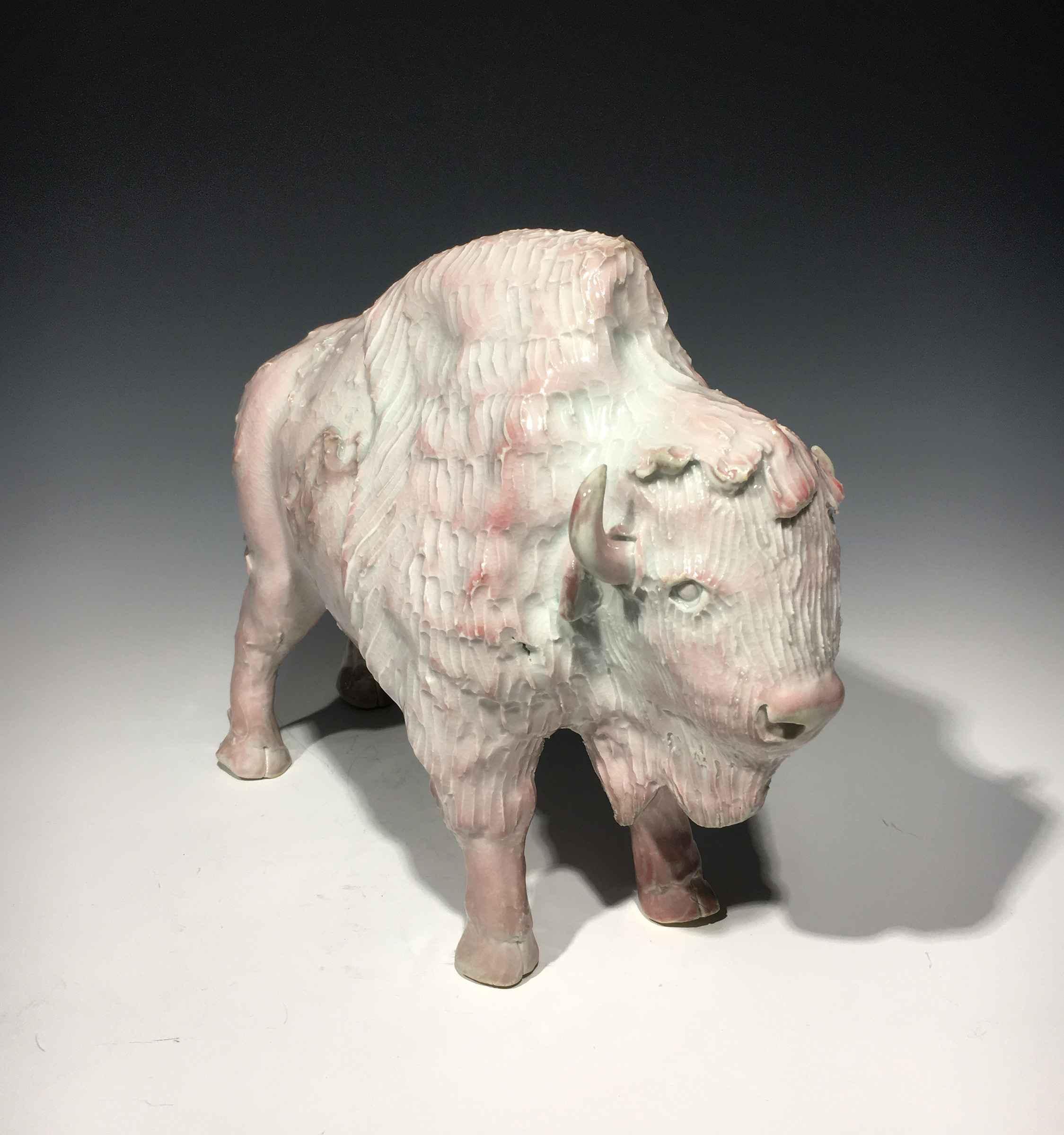 Bison by  Brian Horsch - Masterpiece Online