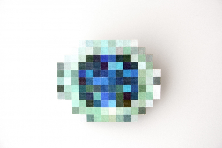Stolen: Hope Diamond ... by  Mike & Maaike - Masterpiece Online