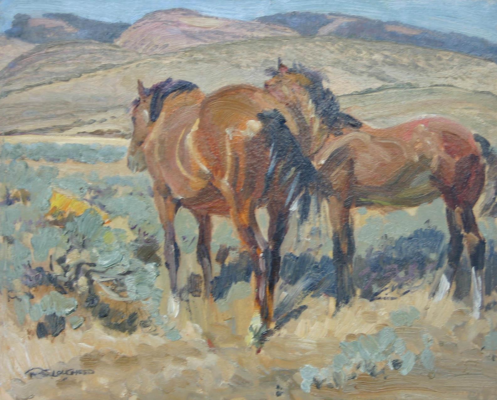 Equine by  Robert Lougheed - Masterpiece Online