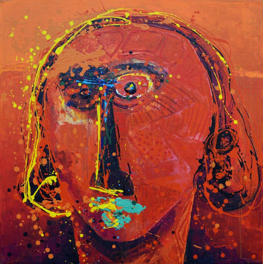 CABEZA VII by Mr. VLADIMIR CORA - Masterpiece Online