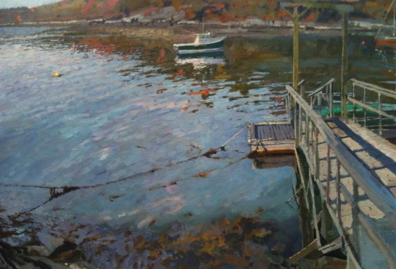 Maureen's Boat by  Daud Akhriev - Masterpiece Online