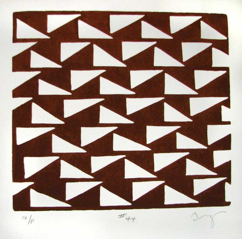 #44 (Brown) by  Brendt Berger - Masterpiece Online