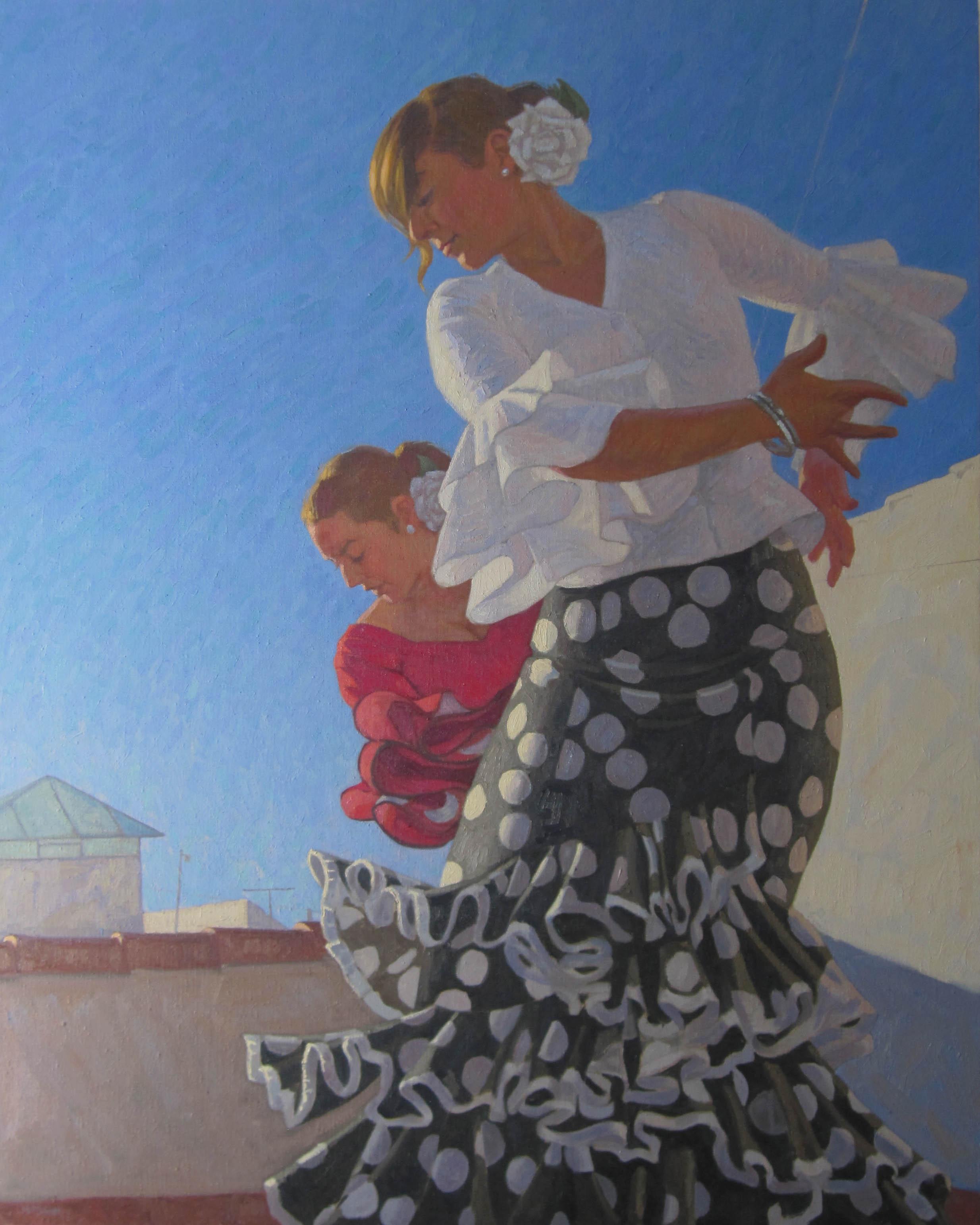 Learning the Steps by  Melissa Hefferlin - Masterpiece Online