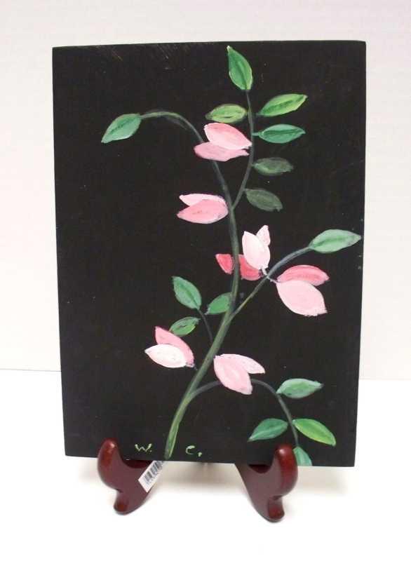 WC313 Pink Bud by  William Cordes - Masterpiece Online