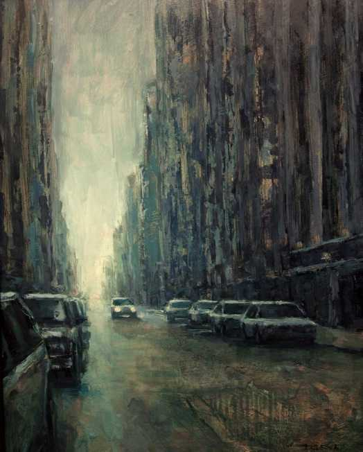 Leaving the Light by  Terrence Gasca - Masterpiece Online