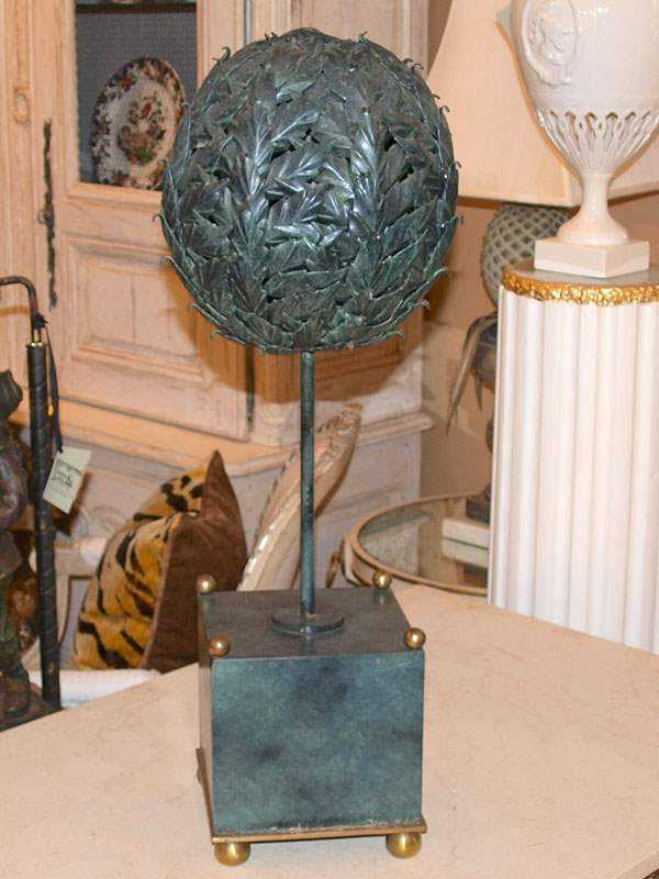 Iron Topiary by  None None - Masterpiece Online