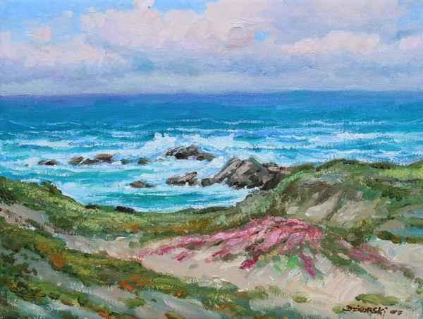 Asilomar Dunes by  A Dzigurski II - Masterpiece Online