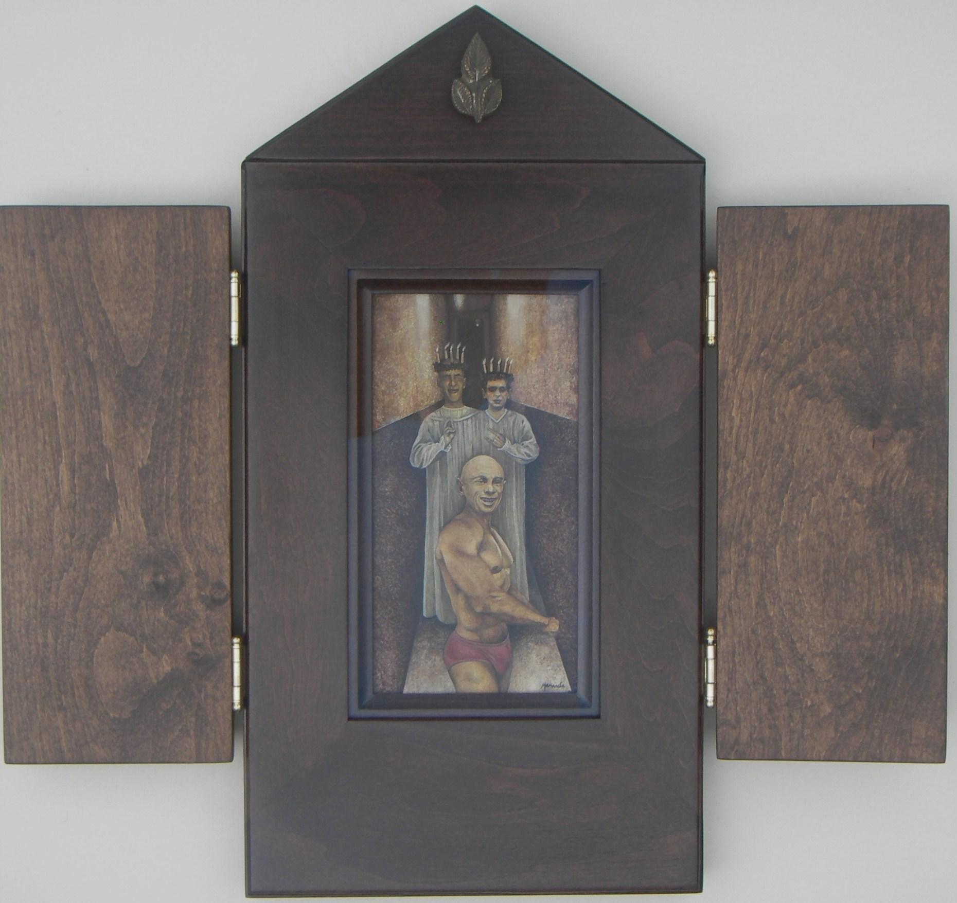 MACHO TROPICO by Mrs. MARIANELA DE LA HOZ - Masterpiece Online