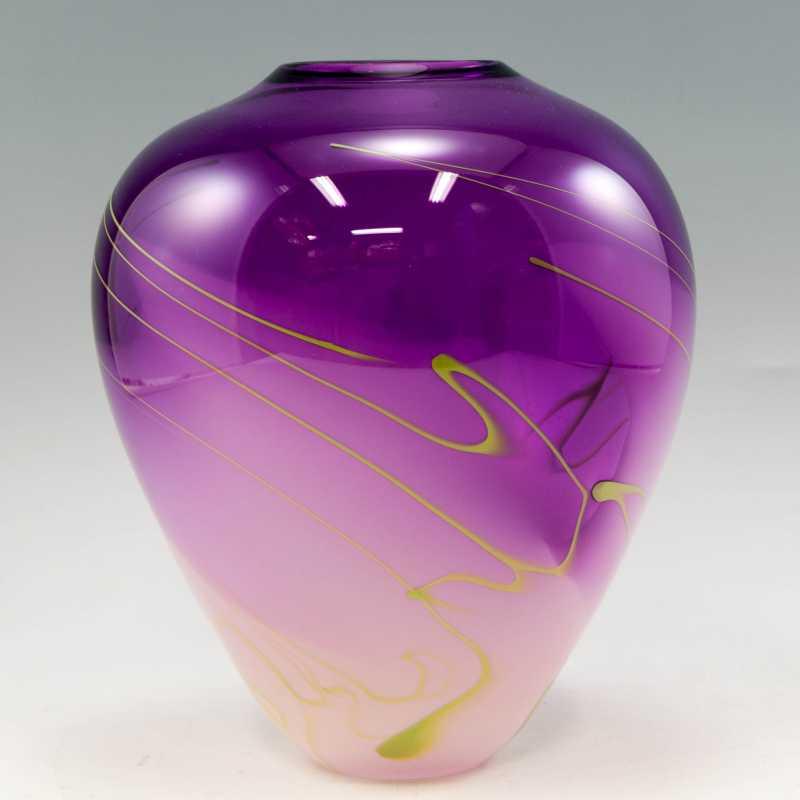 Vessel/Lavender by  Michelle Kaptur - Masterpiece Online
