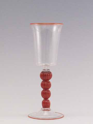 Goblet/Red Flute by  Steven Hagan - Masterpiece Online
