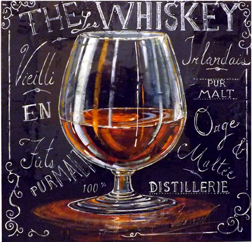 Whiskey 25044 by  Nathalie Chiasson - Masterpiece Online