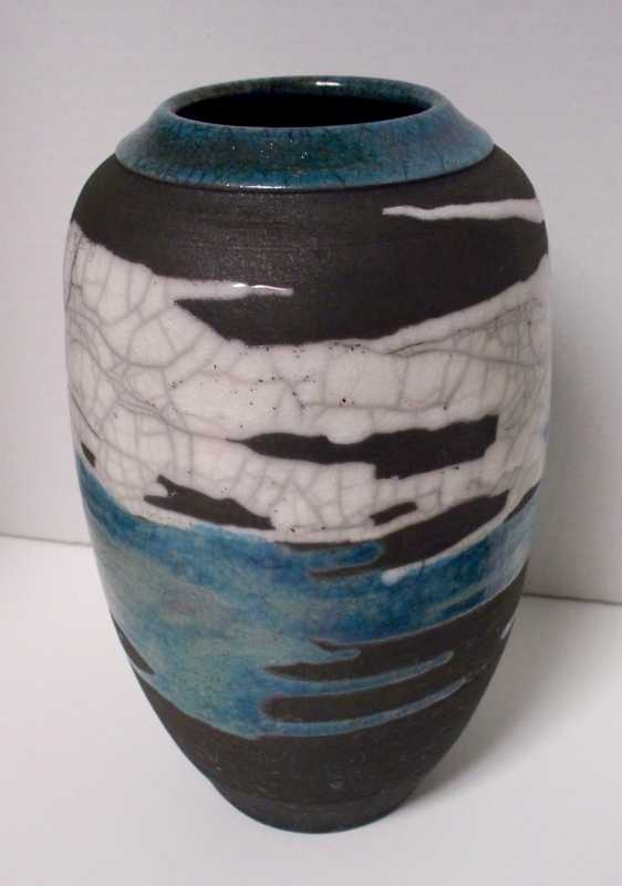 TR072 Stout Turquoise... by  Dan Triece - Masterpiece Online