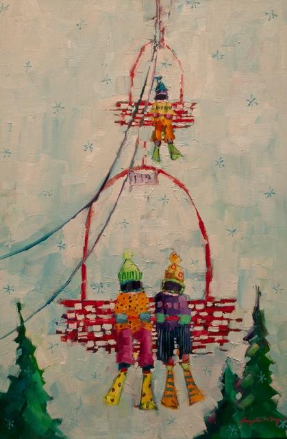 Snowflake Spun by  Angela Morgan - Masterpiece Online