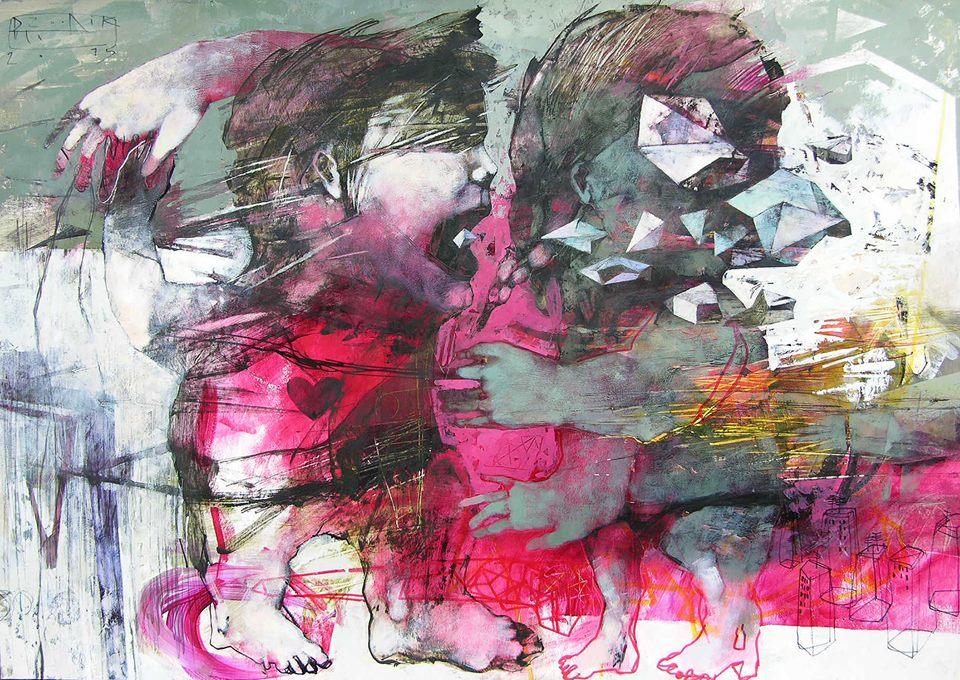 Do You Hear Me? by  Ula Dzwonik - Masterpiece Online