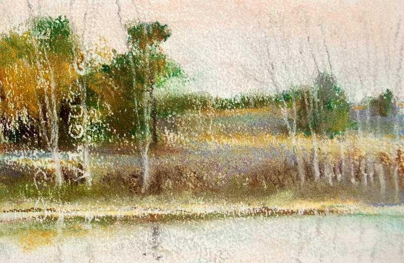 Lake Tyler, Afternoon by Mr Mark Stewart - Masterpiece Online