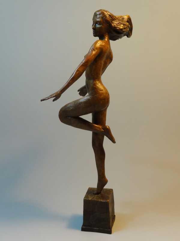 Nymph  by  Lisbeth Sabol