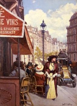 Epicerie du Paris  by  Leon Zeytline