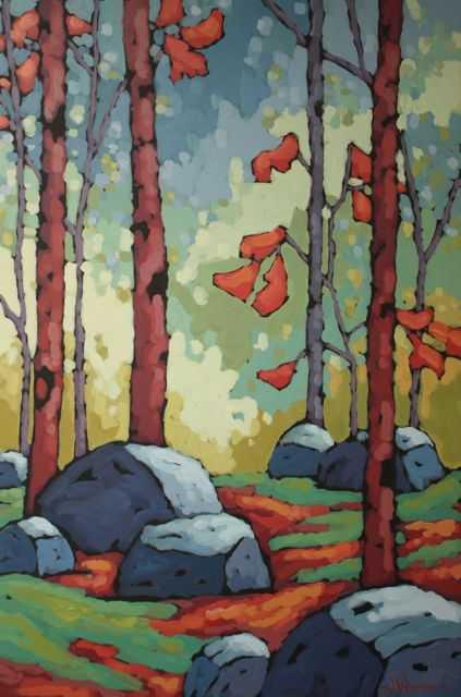 A Good Stretch by Ms Jennifer Woodburn - Masterpiece Online