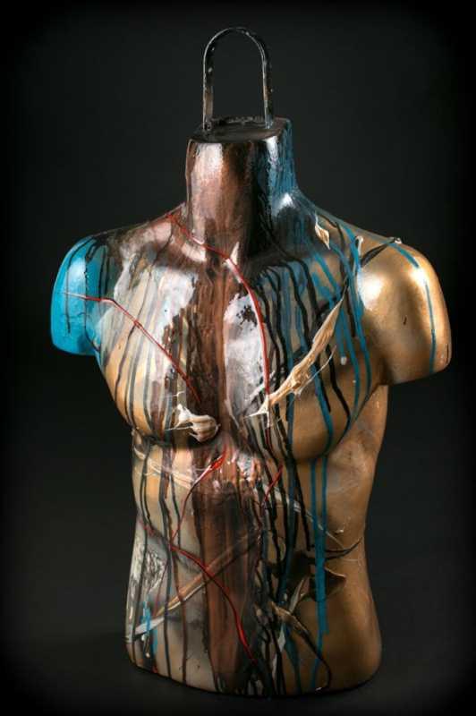 MNQ cuivre bleu by  Lisabel  - Masterpiece Online