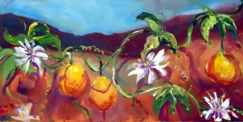 Flower Ignites Passion by Mrs. Susan Mains - Masterpiece Online