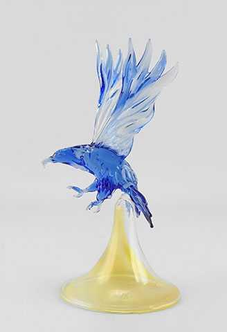 Blue Eagle by  James Spehler - Masterpiece Online