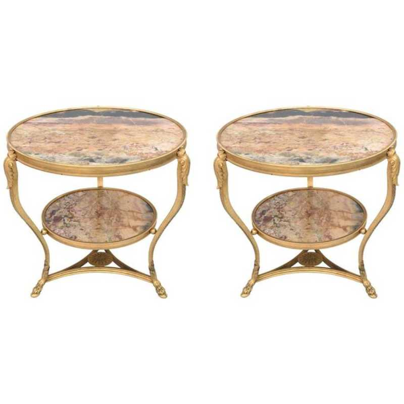 Exceptional Pair of 1... by  French  - Masterpiece Online