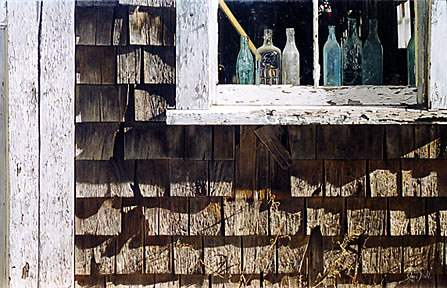 The Old Shed by  Steve Mills - Masterpiece Online