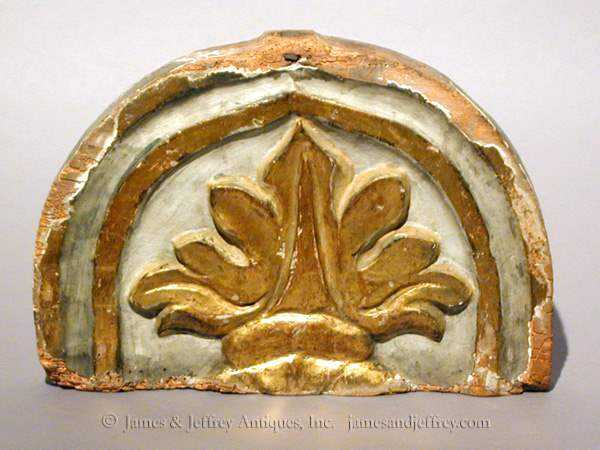 Carved Fragment by  Italian  - Masterpiece Online