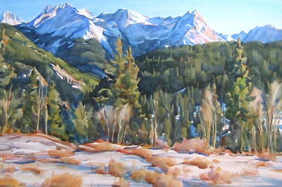 Spring Afternoon in t... by Mr. & Mrs. Gerald Fritzler - Masterpiece Online