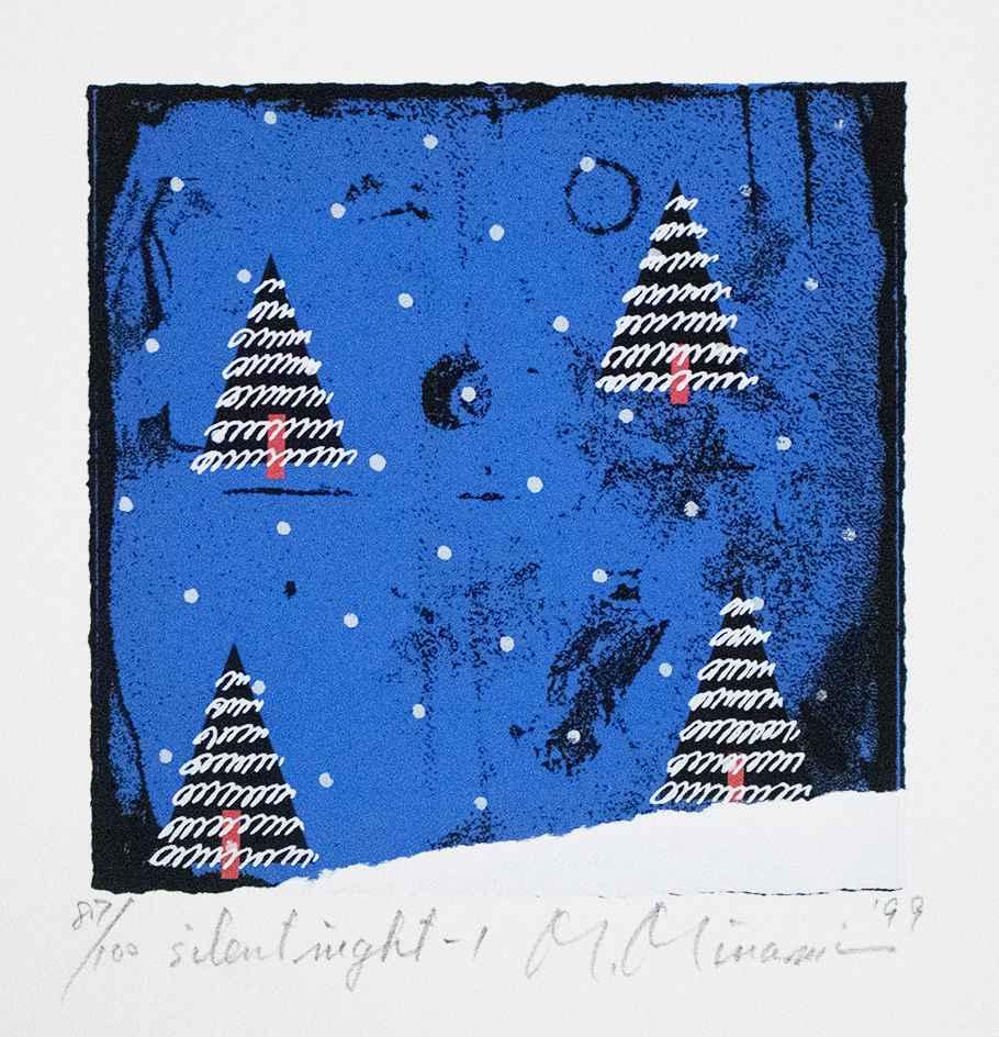 Silent Night 1 by  Masao Minami - Masterpiece Online
