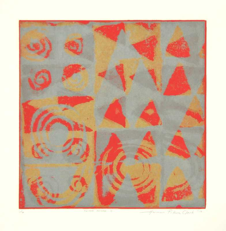Niho Niho II Ed: 1/6 by  Herman Pi'ikea Clark - Masterpiece Online