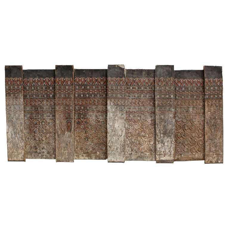 Torajan Wood Granary ... by    - Masterpiece Online