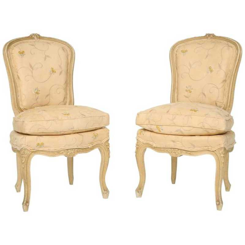 Pair of French Louis ... by  French  - Masterpiece Online