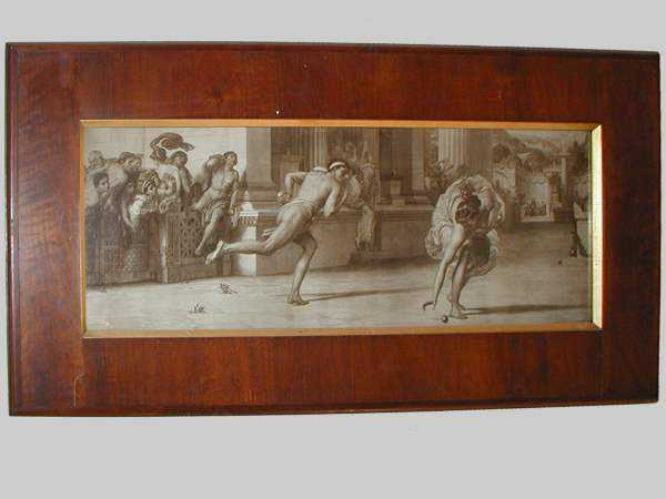 Framed Engraving by  Continental  - Masterpiece Online