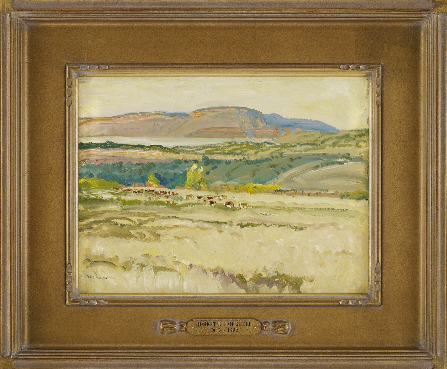 Last Sun of the Day by  Robert Lougheed - Masterpiece Online