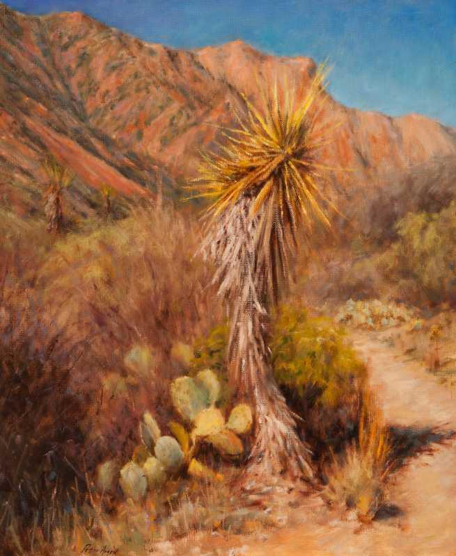 Giant Yucca, Dagger F... by  Peter Hagen - Masterpiece Online