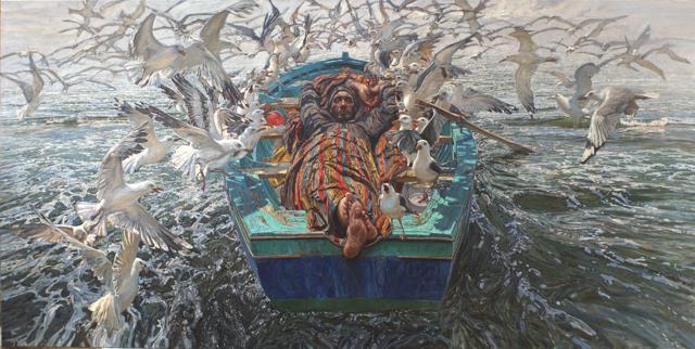 His World by  Daud Akhriev - Masterpiece Online