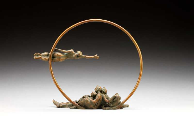 Dusk s with  ring 5/17 by Ms. Jane DeDecker - Masterpiece Online