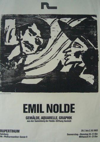 KBE - 1983 Original E... by  Emil Nolde (After) - Masterpiece Online
