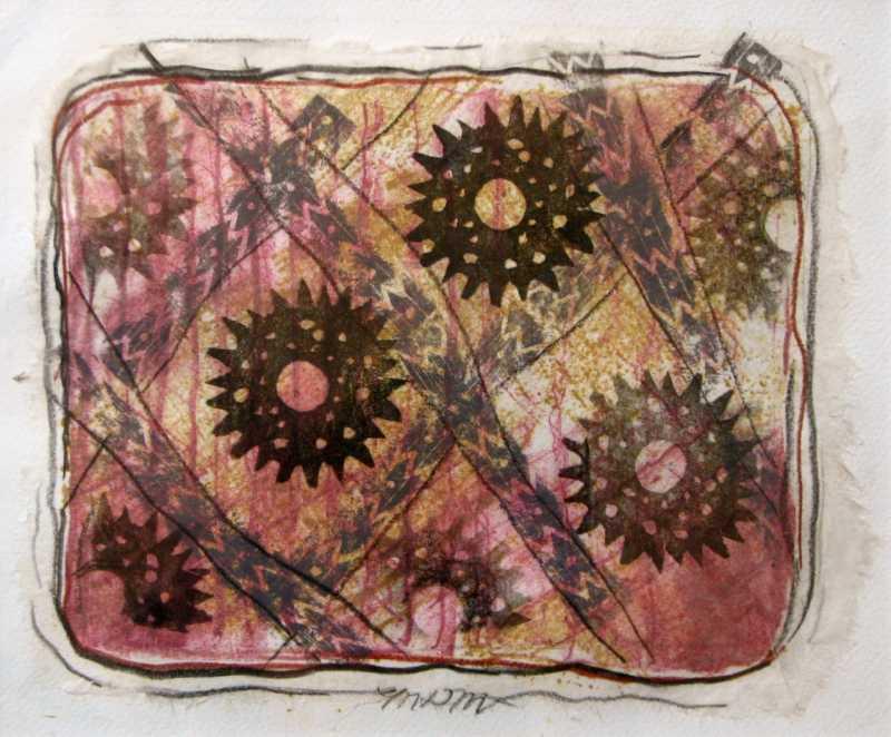 Kapa 7 by  Mary Philpotts McGrath - Masterpiece Online
