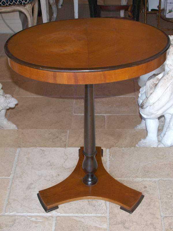 Oval Pedestal Table by  Italian  - Masterpiece Online