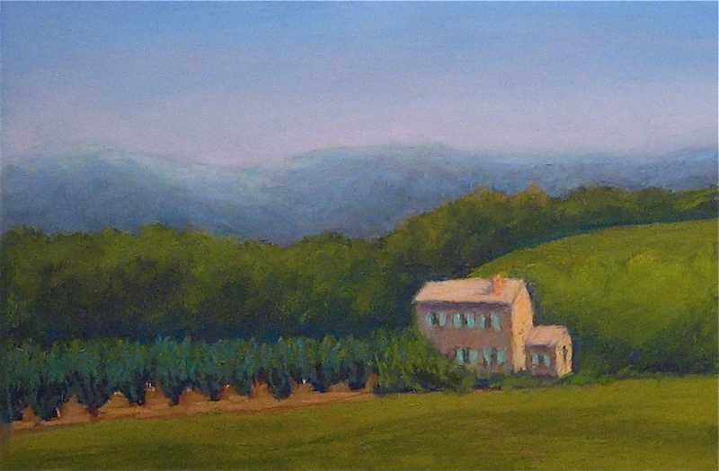 JCQ076 Olive Grove by  Joan Christopher-Quillen - Masterpiece Online