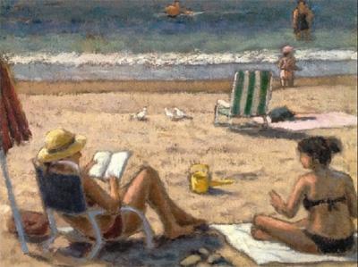 Relaxation by  Antoine Bittar - Masterpiece Online