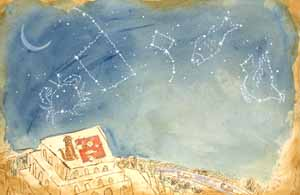 I See Groups Of Stars by  Marjorie Priceman - Masterpiece Online
