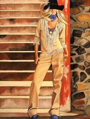 Windblown by  David DeVary - Masterpiece Online