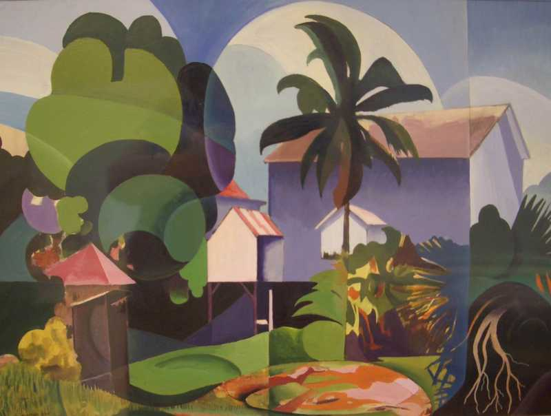 Prominent Palm by Mr. Angold Thompson - Masterpiece Online