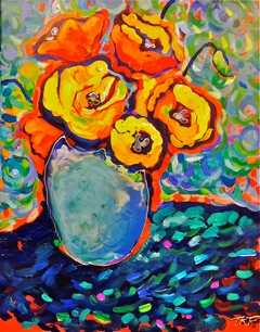 Poppies  by  Tracyyyyy Felixxxxx
