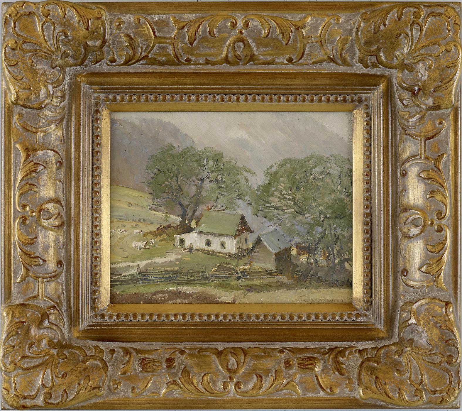 Quebec Summer by  Robert Lougheed - Masterpiece Online
